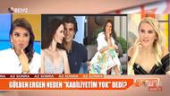 Beyaz TV'de olay iddia İbrahim Kutluay'la Evdina Sponza'ı Hüsnü Özyeğin bastı