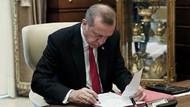 Cumhurbaşkanı Erdoğan kara kaplı defteri açtı