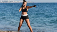 Ukraynalı Julia Shulga: Şampiyon Türk olmak istiyorum