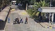 Lastik-İş Genel Başkanı'nın vurulduğu kavga kamerada