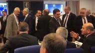 Süleyman Soylu ile HDP'liler arasında işgalci kavgası
