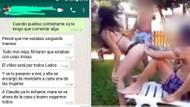 Lüks villada eşlerini bikinili kadınlarla aldatan erkeklerin ihanet partisi
