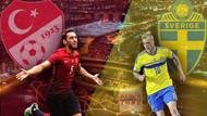 Milli maç saat kaçta? Türkiye İsveç maçı hangi kanalda, ne zaman?