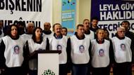 HDP'liler terör örgütü PKK elebaşı Abdullah Öcalan için açlık grevi başlattı