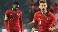 Serdar Aziz ve Hakan Çalhanoğlu milli takımdan çıkarıldı