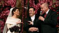 Erdoğan İlker Aycı'nın nikah şahidi oldu