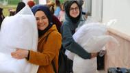 Sivas'ın 10 bin kişilik öğrenci yurduna alımlar başladı