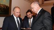Cumhurbaşkanı Erdoğan'dan Vladimir Putin'e kitap hediyesi