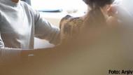 Kadın öğretmen ile öğrencisinin kafedeki görüntülerine soruşturma