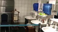 İyi Parti ve HDP'den Meclis'te Erdoğan'a özel lavabo tepkisi