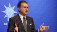 Son dakika: AKP Sözcüsü Çelik'ten ABD yaptırımı açıklaması