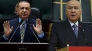 Son dakika: Erdoğan ve Bahçeli yarın buluşuyor