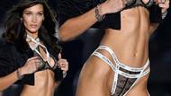 Victoria's Secret meleklerinin photoshoplu görüntüleri olay oldu