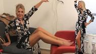 Seda Akgül: Bacaklarım 117 cm