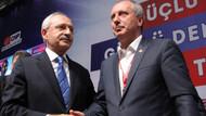 Kemal Kılıçdaroğlu ve Muharrem İnce bugün bir araya geliyor