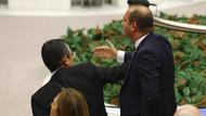 Meclis'te CHP'li Özgür Özel ile MHP'li Cemal Enginyurt kavgası