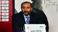 Galatasaray'da Sedat İncesu istifa etti