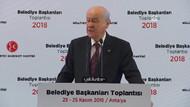 Devlet Bahçeli: İstanbul'dan sonra Ankara ve İzmir'de de aday çıkarmayacağız