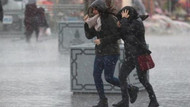 Meteoroloji uyardı! Pazartesiden itibaren kuvvetli sağanak yağış bekleniyor
