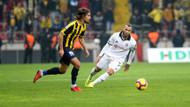 Beşiktaş'tan Kayseri'de gol yağmuru