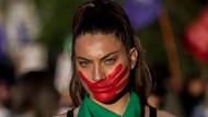 Şilili kadınlar cinsiyetçiliğe karşı isyanda