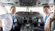 Yolcu uçağını İstanbul'a Hollanda kralı getirdi