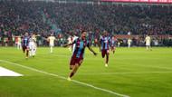 Trabzonspor 2-1 Fenerbahçe 18 maç sonra tarihi zafer
