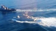 Son dakika: Rusya Ukrayna savaş gemilerini bombaladı
