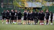 Beşiktaş'ın Sarpsborg maçında takımın yarısı yok
