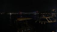 İstanbul boğazı gemi trafiğine kapandı