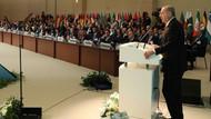 Erdoğan: Milyonlar aç kalıyorsa sebebi sözde müslümanlardır