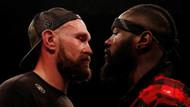 Yılın boks maçı için geri sayım: Deontay Wilder Tyson Fury maçı ne zaman?