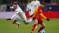 Galatasaray Şampiyonlar Ligi maçında Lokomotiv Moskova'ya 2-0 mağlup oldu