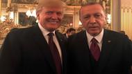 Erdoğan - Trump görüşmesinin saati belli oldu