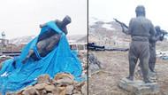 Sosyal medyada tepki çekmişti: Belediyeden Atatürk heykeli açıklaması