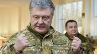 Ukrayna Devlet Başkanı Poroşenko: Putin ülkemin tamamını istiyor