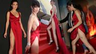 Serenay Aktaş'tan olay yaratan elbisesiyle ilgili açıklama