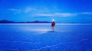 Dünyanın en büyük tuz gölü: Salar de Uyuni