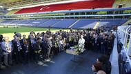 Fenerbahçeli Koray Şener son yolculuğuna uğurlandı