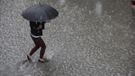 Meteorolojiden 12 ile sağanak yağış uyarısı