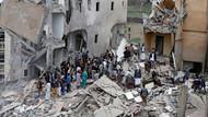 Suudilerden bombaladıkları Yemen için dalga geçer gibi paylaşım