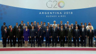 Erdoğan ile Trump G-20 zirvesinde ayak üstü görüştü