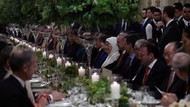 G20 liderleri yemekte buluştu! Cumhurbaşkanı Erdoğan'a özel helal menü hazırlandı