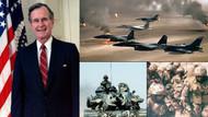 İşte Baba Bush'un 94 yılda geride bıraktıkları...