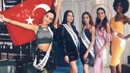 Miss Turkey 2018 ikinci güzeli Tara de Vries, Tayland'da