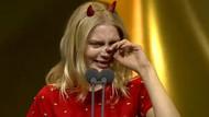 Aleyna Tilki gözyaşlarını tutamadı: Ay hiç cool değilim şu an...