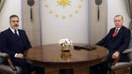 Son dakika: Cumhurbaşkanı Erdoğan MİT Başkanı Hakan Fidan ile görüştü