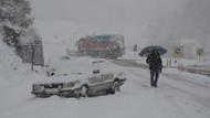 Meteoroloji uyardı! Ankara'ya kar İstanbul'a sağanak