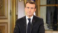 Fransa Cumhurbaşkanı Macron'dan OHAL açıklaması