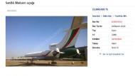 Sahibinden satılık uçak, yolcu gemisi...